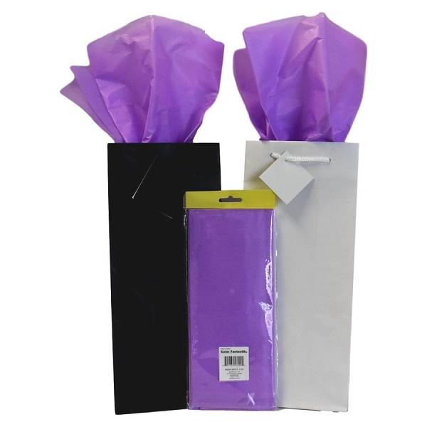 save off wholesale sales reasonable price BAG-Tissue Paper-Light Purple 20
