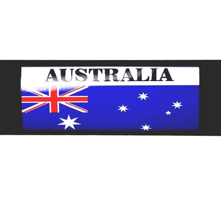 RE-USABLE SLIDE IN FLAG AUSTRALIA