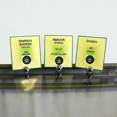 Display Clips, Starbursts and Signage Order Form