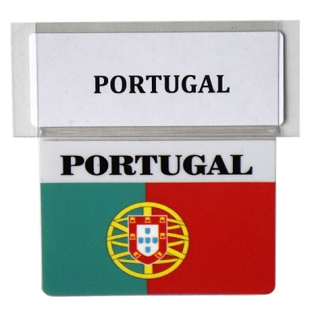 RE-USABLE PROMO FLAG PORTUGAL
