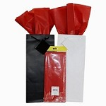 BAG-Tissue Paper-Red 20